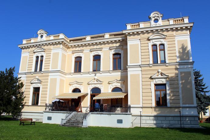 Mayova vila v Olomouci-Hejčíně (foto: Aleš Spurný)
